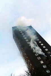 Ibroxholm fire