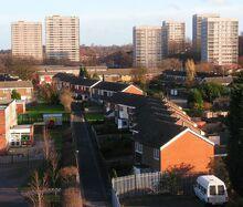Bromford Towers, Birmingham
