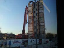 Birchfield Demolition, Aston, Birmingham.3