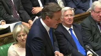 Prime Minister's Questions 1 July 2015