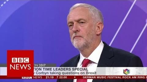 Jeremy Corbyn Labour 'not wanting to do deals with anyone' - BBC News