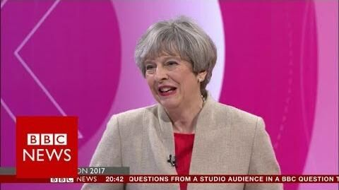 Theresa May explains what is a bad Brexit deal - BBC News