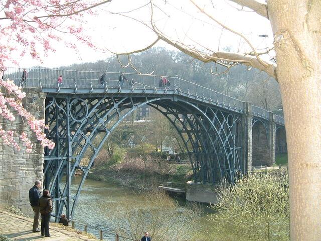 File:Iron Bridge Shropshire.JPG