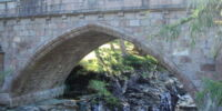 Masonry arch bridge