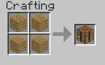 Image result for crafting table minecraft recipes