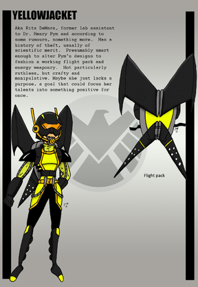 Aos yellowjacket by johnnyfive81