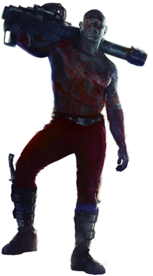 Drax the destroy