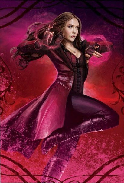 Ultimate Scarlet Witch Scarlet Witch | Ultima...