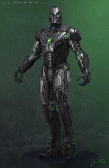 Titanium man 5