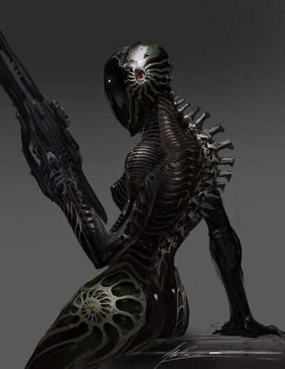 Scorpion (Carmilla Black) | Ultimate Marvel Cinematic ...