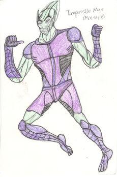 Impossible Man (MCU)