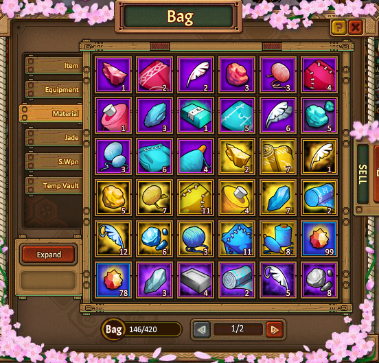 Material-Bag