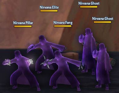 Nirvana Land Fight 9