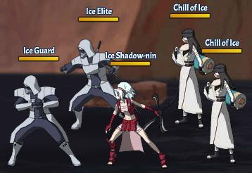 Ice Mirage Land Fight 14