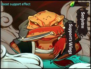 Senjutsu Support's Wings Grid