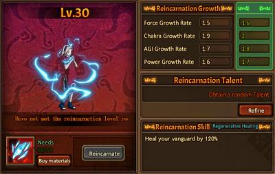 Reincarnation One Sakura