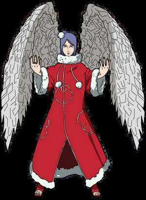 Angel Konan - A