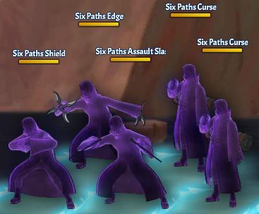 Six Paths Arcanum Fight 14