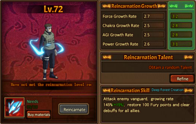 Reincarnation One Yamato