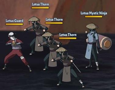 Lotus Land Fight 2