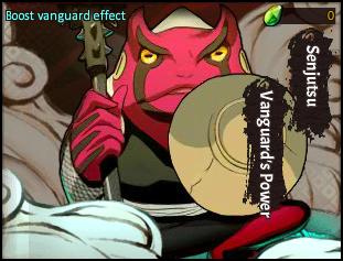 Senjutsu Vanguard's Power Grid