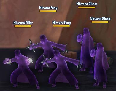 Nirvana Land Fight 22