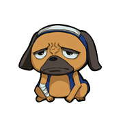 Ninja Dog Pakkun