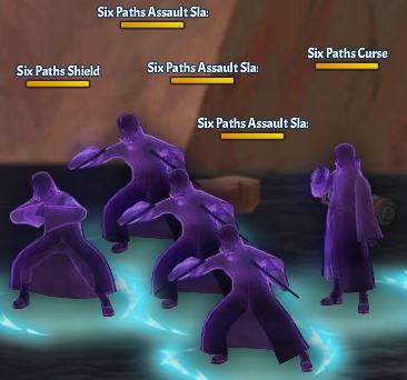 Six Paths Arcanum Fight 13