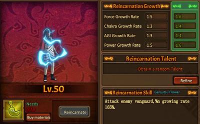 Reincarnation One Kurenai