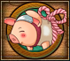 Pet Lucky Pig Small Grid