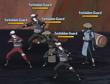 Taboo Jutsu Rescue Sasuke Fight 5