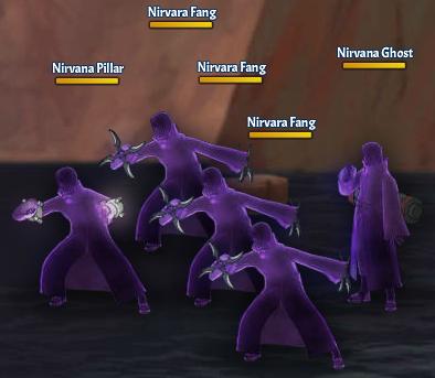 Nirvana Land Fight 13