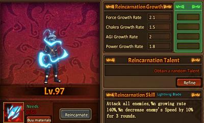 Reincarnation One Kakashi