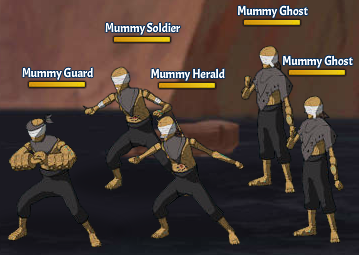 Ghostdom Land Fight 24