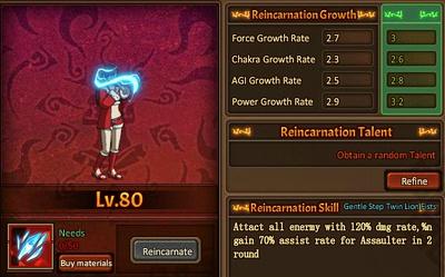 Reincarnation One Warm Hinata