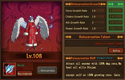 Reincarnation One Angel Konan