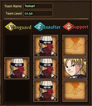 Team Temari H