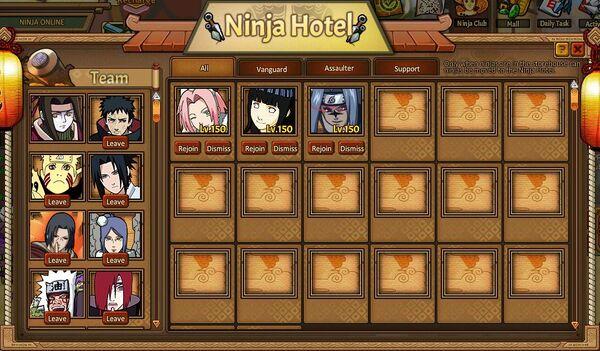 Ninja-Hotel