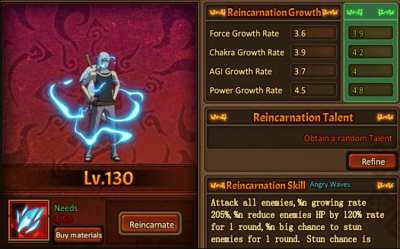 Reincarnation One Hozuki Mangetsu