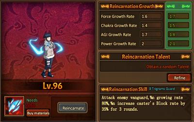 Reincarnation One Hinata