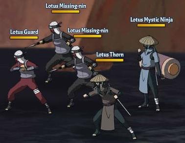Lotus Land Fight 1