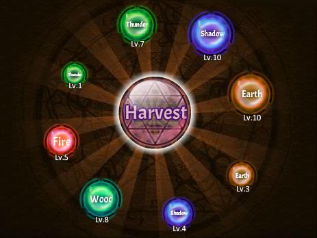 Harvest Sample