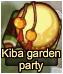 Kiba Garden Party Small Grid