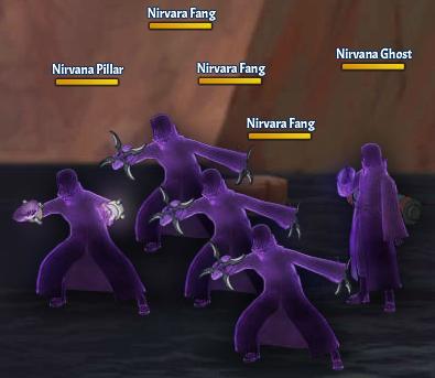 Nirvana Land Fight 19