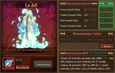 Reincarnation One Otsutsuki Toneri