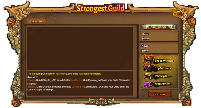 Strongest Guild Match 2