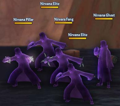 Nirvana Land Fight 6