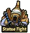 Statue Fight Icon
