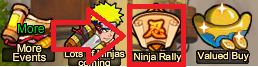 How To Find Ninja Rally