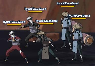 Sage Heirloom Ryuchi Cave Fight 3